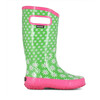 Bogs Kid's Rainboot Green Multi